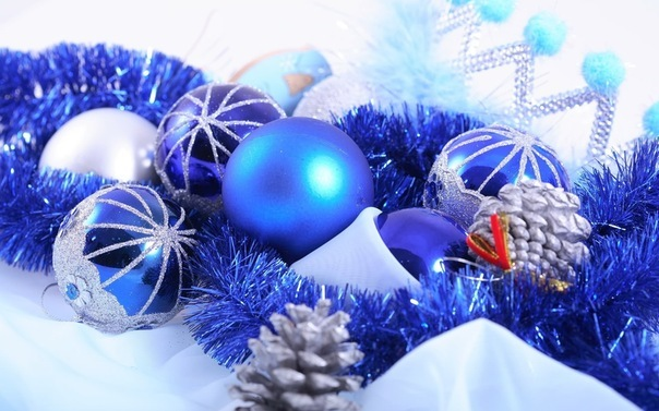 2013 18 2012 - Blaue christbaumkugeln ...